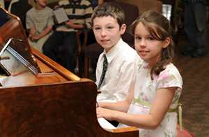 Group Piano Lessons - Ridgefield, CT